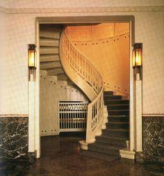 Nice stairs.