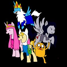 7ae23b49a2 pony time! Adventure Time, Rainbow Dash, My Little Pony Friendship,  Equestria Girls