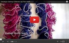 Boutique Sashay 2013-2014 Yarn Collection Video Introduction