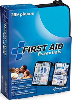 Awesome Top 10 Best First Aid Kits For Cars - Best of 2018 Reviews