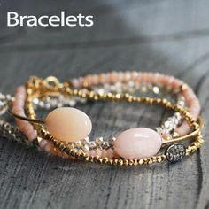 Sélection de bracelets créateurs