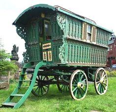 gypsy wagons - Google Search