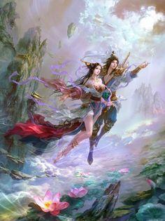 Fantasy Gods Art, Pictures, Images