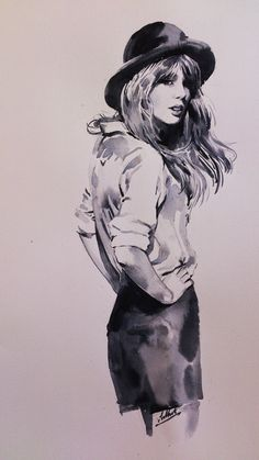 Kai Fine Art is an art website, shows painting and illustration works all over the world. Taylor Swift Funny, All About Taylor Swift, Taylor Swift Pictures, Taylor Alison Swift, Taylor Swift Drawing, Katy Perry, Taylor Swift Wallpaper, Celebrity Drawings, Wow Art