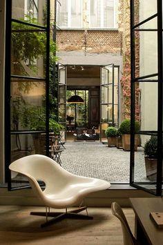 Travaux : transformer une chambre en patio. Challenge accepted ! | SAPRISTIPOPETTE