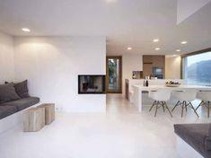 Moderner haus innenausstattung neubau  neubau haus dem. in caviano | interior mood | Pinterest | Ofen und ...