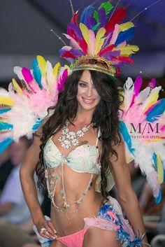 Miss Bikini South America Debbie Sugrue