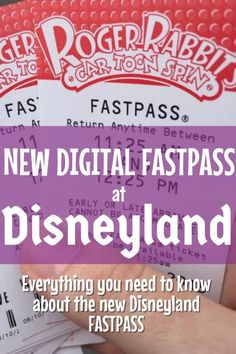 New FASTPASS system to debut at Disneyland Resort coming soon!