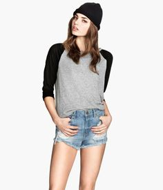Product Detail | H&M US Jersey Top $12.95