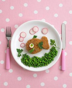 Crunchy Salmon Fishcakes Recipe from Annabel's App - Essential Guide to Feeding Baby's and Toddlers.
