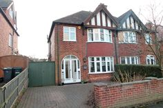 A superb extended traditional semi detached house with the wow factor! The 3 bedrooms & modern bathroom with separate shower are complimented by an impressive entrance hall, lounge & spacious. Semi Detached, Detached House, 1930s House, Entrance Hall, Nottingham, Open Plan, Modern Bedroom, Houses, Cabin