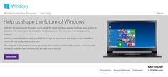 ¿Quieres probar la nueva versión de Windows 10? http://dtecn.com/probar-nueva-version-windows-10/