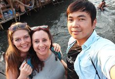 Great place you will love your selfie, Kampi Rapids