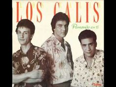 Los Calis Una paloma blanca - YouTube