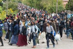 Migrant Crisis Leads to Calls for Tighter Borders in Europe