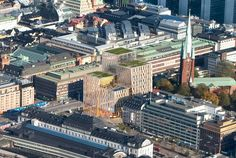 Stockholm City Station / 3XN Architects,Courtesy of 3XN Architects