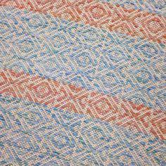 Marcus R Pattern. True North Textiles.