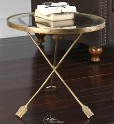 (http://www.zinhome.com/aero-gold-leaf-side-table/)