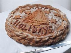 Christmas bread