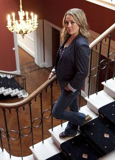 After a decade of dreams at Rise Hall - and plenty of hard graft - it may be time to move on, reveals SARAH BEENY Hard Graft, Sarah B, Time To Move On, Restoration, Female, Celebrities, Dream Homes, British, Beautiful Women