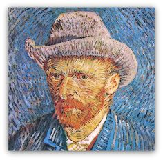 VINCENT VAN GOGH: The many faces of suffering, wrapped in gold of ...
