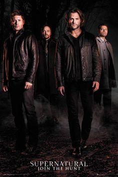 Watchdownload supernatural season 13 full episodes 1080p video hd supernatural season 12 key art maxi poster voltagebd Image collections