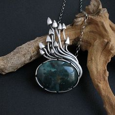 Magic and really unique one of a kind pendant by Anna Fidecka #handmade #unique…