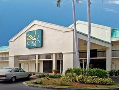 Fort Pierce (FL) Quality Inn United States, North America Set in a prime location of Fort Pierce (FL), Quality Inn puts everything the city has to offer just outside your doorstep. The property features a wide range of facilities to make your stay a pleasant experience. 24-hour front desk, facilities for disabled guests, Wi-Fi in public areas, car park, newspapers are on the list of things guests can enjoy. Guestrooms are designed to provide an optimal level of comfort with we...