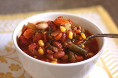 Italian Beef and Vegetable Stew recipe