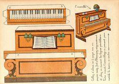mon piano 2 by pilllpat (agence eureka), via Flickr
