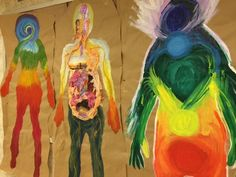Why Does Art Heal? An Art Therapist Answers: Earlier today I visited with Evie Lindemann, an Art Therapist and Professor of Art Therapy at Albertus Magnus College.