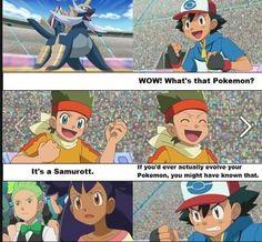 Oh Ash...