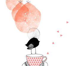 bird & tea