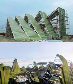 Hualien Residences, Taiwan | BIG : Bjarke Ingels Group