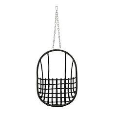 Egg Chair, Zwart