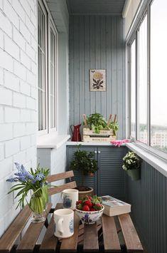 Balcony / балкон