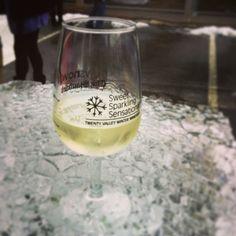 Ice Wine - Twenty Valley Winter Winefest Butter Tarts, Wine Festival, Wine Cellar, White Wine, The Twenties, Wine Glass, Alcoholic Drinks, Ice, Vacation