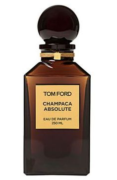 Sexiest perfume ever made: Tom Ford Beauty Champaca Absolute Eau de Parfum Tom Ford Private Blend, Perfume Tom Ford, Aftershave, Tom Ford Italian Cypress, Best Mens Cologne, Tom Ford Beauty, Fragrance Parfum, Armani Fragrance, Womens Fragrance