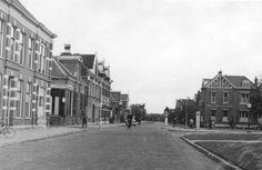 Hoofdstraat Hoogeveen (jaartal: 1950 tot 1960) - Foto's SERC