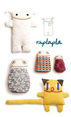 Sock Dolls, Plush Dolls, Doll Toys, Pet Toys, Baby Toys, Kids Toys, Sewing Toys, Sewing Crafts, Sewing Projects