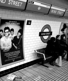 The Smiths poster. S)