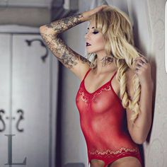 Soooo sexy! Check our body stockings at www.undressing-room.com #eroticlingerie #specialoccasion #love #valentines #valentinesday #valentinesgift #valentinesgiftideas #seductive #luxury #sexy #fishnet #bodystocking #beautiful #undressingroom #shopnow