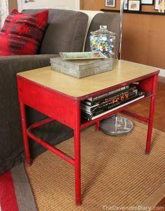 Old school desk!