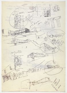 sall s victor social housing, porto, portugal Moma, Architecture Sketchbook, Art And Architecture, Alvar Aalto, Sketch Free, Perspective Sketch, Single Line Drawing, Architect Drawing, Observational Drawing
