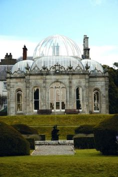 Classic Conservatory from the Victorian age...