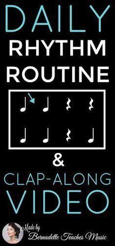 Rhythm Routine