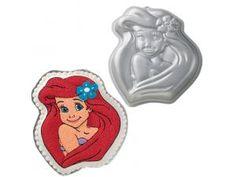 Wilton cake pan Disney's Ariel