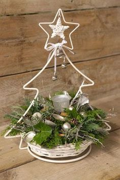 kerstboom workshop kerst christa snoek:
