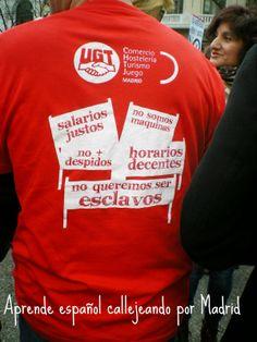 dragún - hombreperro Curro precario - Aprende español callejeando por Madrid