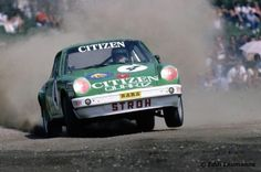 March 20 is the birthday of Austrian ex-Rallycrosser Günther Spindler, here pictured with his Porsche 911 in 1983 at the now ceased Rallycross track inside the Carinthian town of Sankt Veit an der Glan. Happy Birthday, oida Porsche Wixer! ;o)